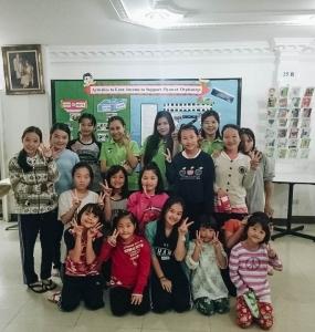 สถาบัน KingClass Academy สาขาเชียงใหม่ (แยกดารา) สานต่อโครงการช่วยเหลือเด็กด้อยโอกาสต่อเนื่องเป็นปีที่ 3