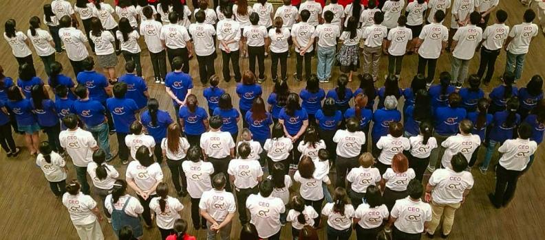 KingClass Academy รวมใจน้อมถวายความอาลัย