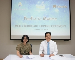 KingClass Academy  MOU / CONTRACT SIGNING CEREMONY