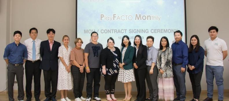 KingClass Academy จัดอบรมเพิ่มศักยภาพ ด้วยหลักสูตรใหม่ PlayFACTO Monthly: Hands – on Mathematical Thinking